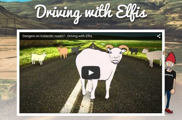 Driving with Elfis